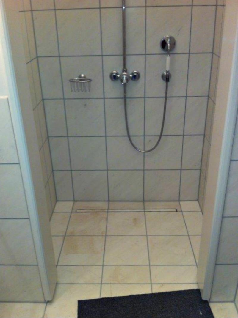 Badeværelset er et vigtigt rum i huset